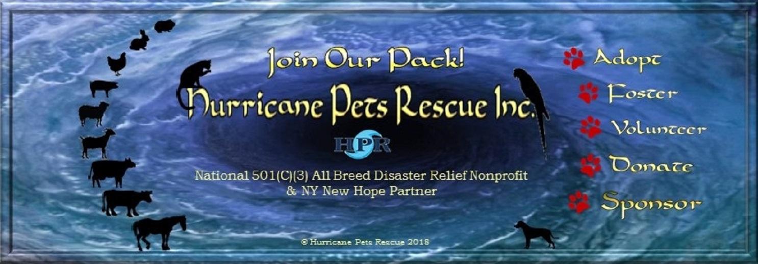 Hurricane Pets Rescue Inc.